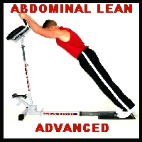 To See The Most Advanced Abdominal Machine Available In Action