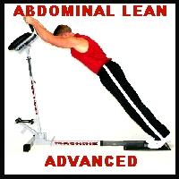 Advanced Abdominal Exerciser Abs Machine